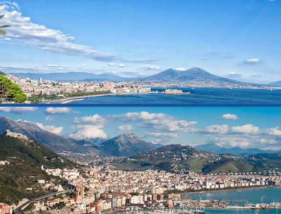 Salerno e Napli