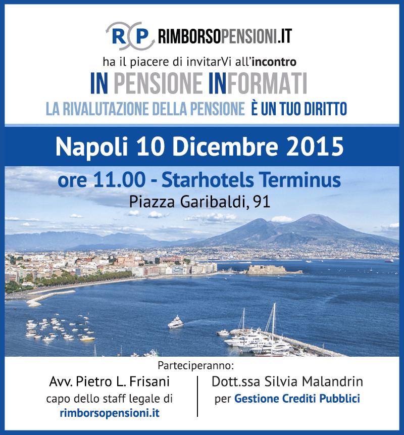 Rimborso Pensioni a Napoli