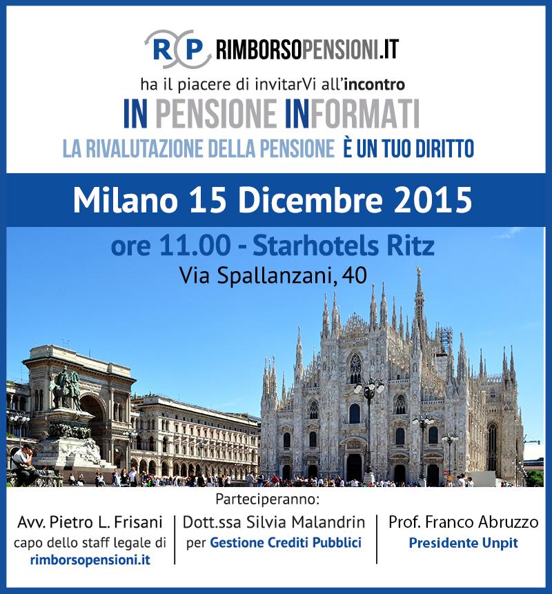 Incontro a Milano