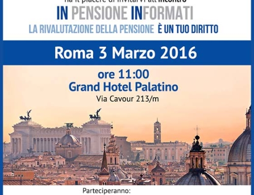 3 marzo: Roma