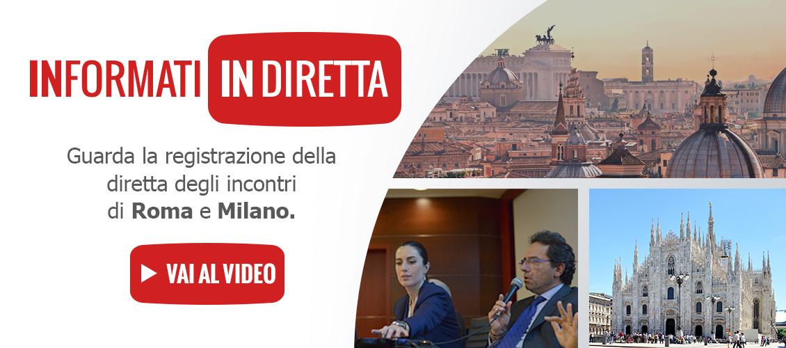 Streaming-Roma-Milano