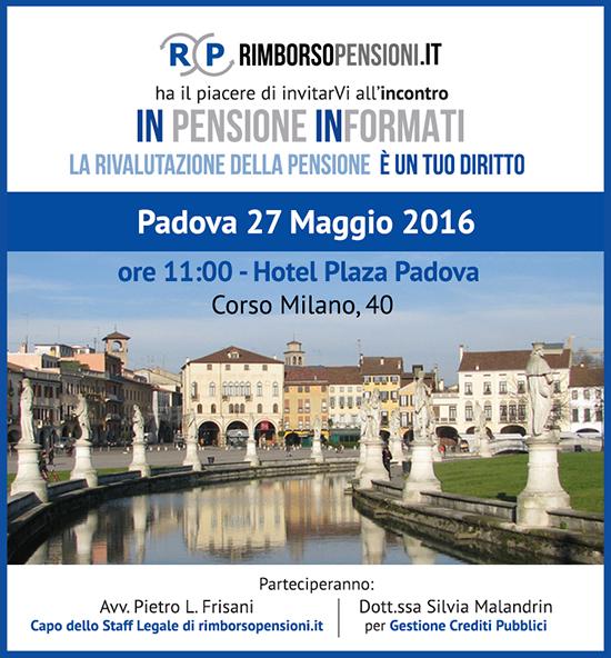 Padova 27 Maggio