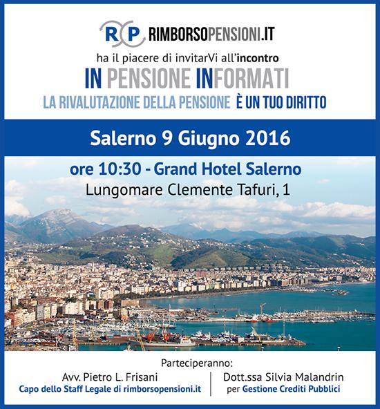 Salerno 9 Giugno