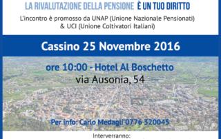 Incontro Cassino
