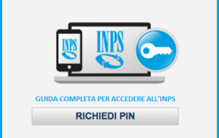 nuovo pin inps