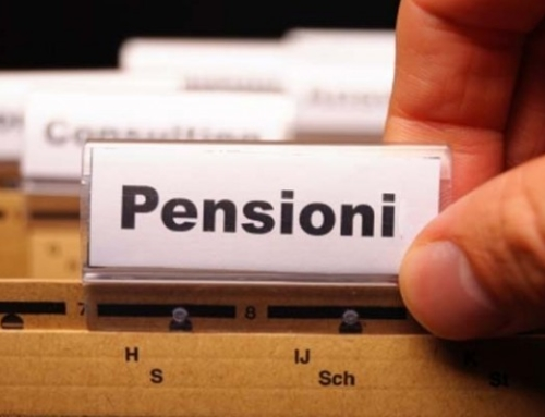 Meno pensioni e di importo più basso
