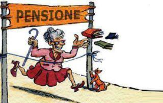 ricorso pensione