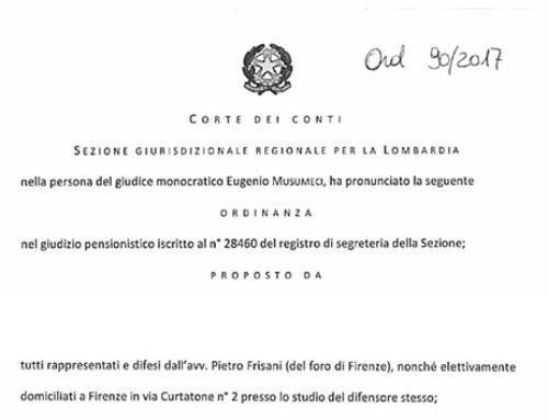Ordinanza di rimessione alla Corte Costituzionale: depositate con irragionevole ritardo le motivazioni