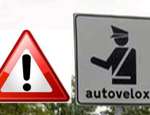 Vita difficile per gli autovelox: saperlo può alleggerirci di qualche multa!