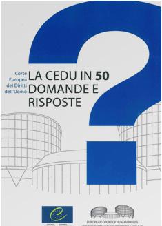 50 Domande CEDU